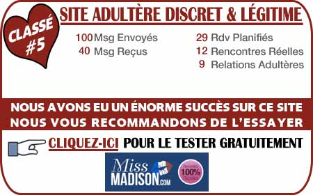 Avis sur Miss-Madison.com France 2015