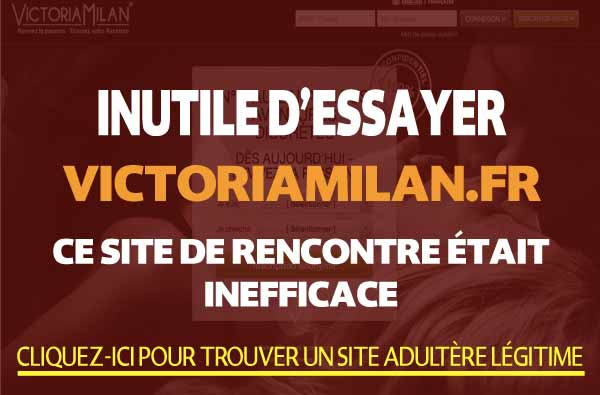 Comparaison de VictoriaMilan.fr
